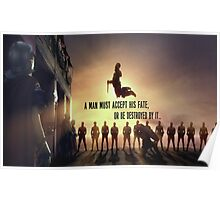 Spartacus-quote Poster