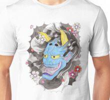 Blue Oni Flash Unisex T-Shirt