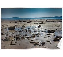 Buncrana Beach, Co Donegal Poster