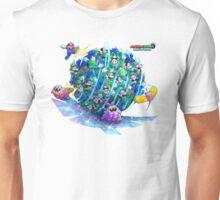 Mario and Luigi: Dream Team Luiginary Ball Unisex T-Shirt