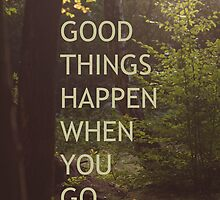 good things by AnnaGo