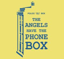 Angels Have The Phone Box by cerenimo