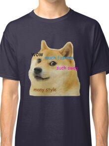 Doge T-Shirt Classic T-Shirt