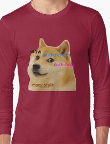 Doge T-Shirt Long Sleeve T-Shirt
