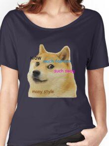 Doge T-Shirt Women's Relaxed Fit T-Shirt