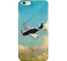 Aeroplane Down  iPhone Case/Skin