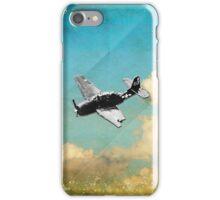 Aeroplane Down  iPhone Case/Skin
