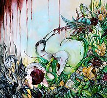 Even Beauty Shall Bleed by AK Westerman