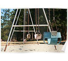 swing set Poster