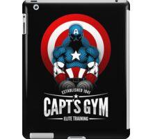Capt's Gym iPad Case/Skin