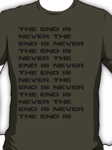 The Stanley Parable T-Shirt T-Shirt
