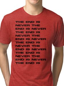 The Stanley Parable T-Shirt Tri-blend T-Shirt