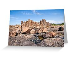 Old Quarry - Bombo Greeting Card
