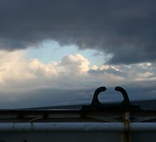 clouds in the sky by LauraBalducci
