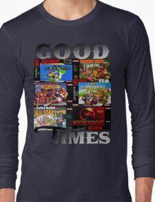 Good Times Long Sleeve T-Shirt