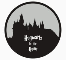 Hogwarts is my home by Declan Black