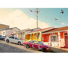 Cape Town Malay Quarter Photographic Print