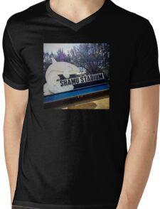 Shamu Stadium Mens V-Neck T-Shirt