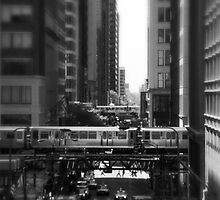 Chicago Street and The Loop by EHDesign
