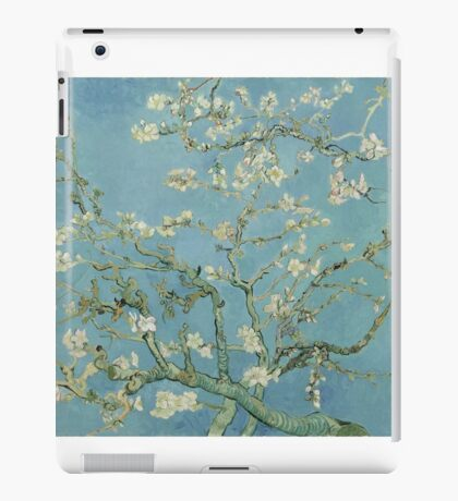 Almond blossom - Vincent Van Gogh  Impressionism  Famous Paintings iPad Case/Skin
