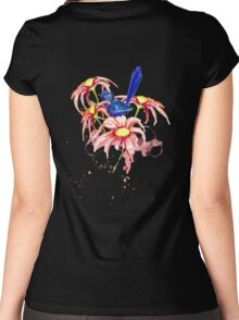 chirp chirp Women's Fitted Scoop T-Shirt