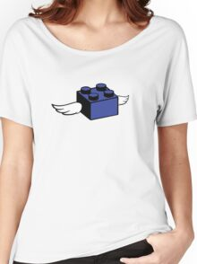 Flying Lego Women's Relaxed Fit T-Shirt