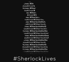 #SherlockLives by VratkoBenda