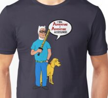 King of the Adventure  Unisex T-Shirt