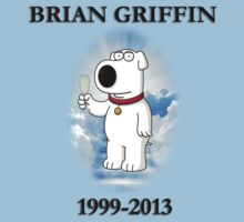 Brian Griffin 1999-2013 by Erik Mathiesen