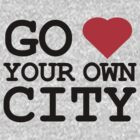 Go heart your own city by digerati