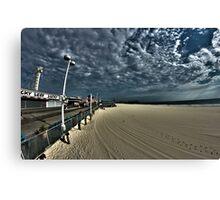 Seaside Park New Jersey Canvas Print