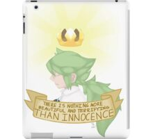 The Crown Prince iPad Case/Skin