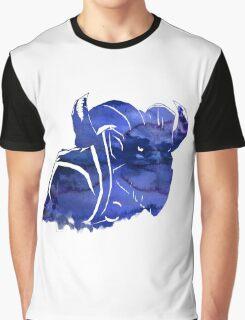 Riki Artwork Graphic T-Shirt