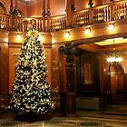 Christmas at Flagler College by Carol Bailey White