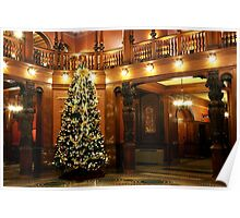 Christmas at Flagler College Poster