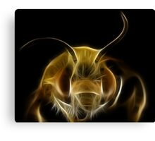 bee light Canvas Print