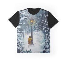 The Lamppost Graphic T-Shirt