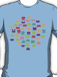 8 bit monster T-Shirt
