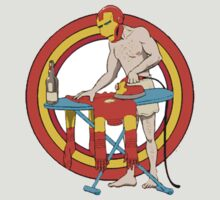ironing Man by ipoeng