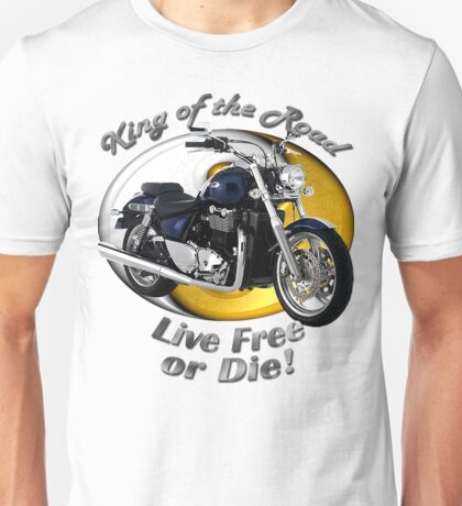 Triumph Thunderbird King Of The Road Unisex T-Shirt