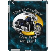 Triumph Thunderbird King Of The Road iPad Case/Skin