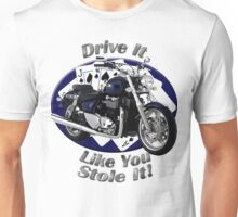 Triumph Thunderbird Drive It Like You Stole It Unisex T-Shirt