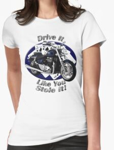 Triumph Thunderbird Drive It Like You Stole It Womens Fitted T-Shirt
