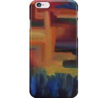 Multi-colored geometric case iPhone Case/Skin