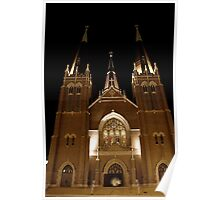 Holy Family Cathedral Poster
