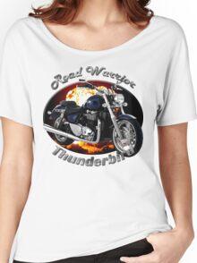 Triumph Thunderbird Road Warrior Women's Relaxed Fit T-Shirt