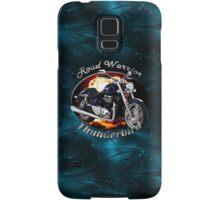 Triumph Thunderbird Road Warrior Samsung Galaxy Case/Skin