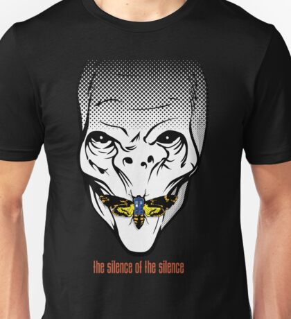 The silence of the Silence Unisex T-Shirt