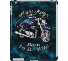 Triumph Thunderbird Night Rider iPad Case/Skin