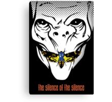 The silence of the Silence - Art Print Canvas Print
